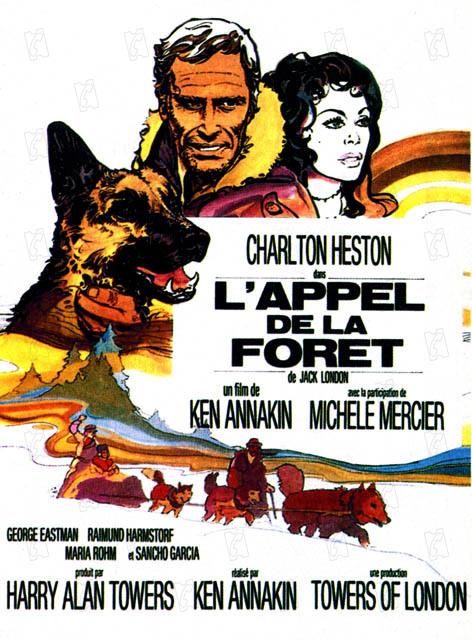 Critique Du Film L Appel De La Forêt Allociné