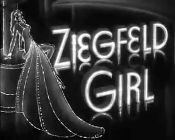 Ziegfeld Follies   Ziegfeld girls, Ziegfeld follies
