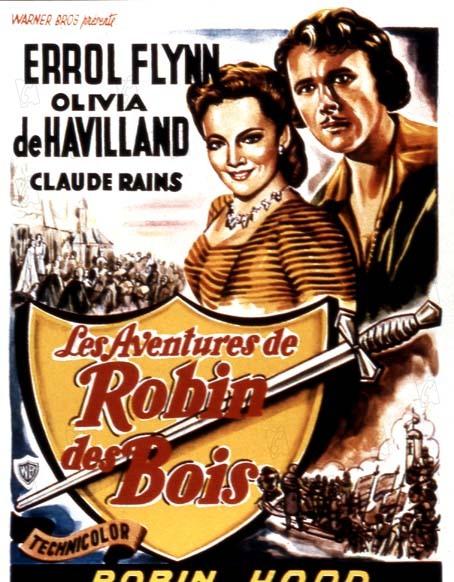 Achat Les Aventures De Robin Des Bois En Dvd Allociné