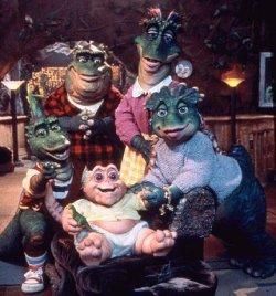 Affiche de la série Dinosaurs