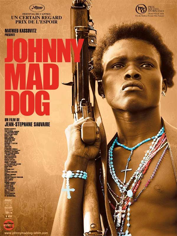 Achat Johnny Mad Dog En Dvd Allociné