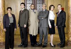 Affiche de la série Law & Order
