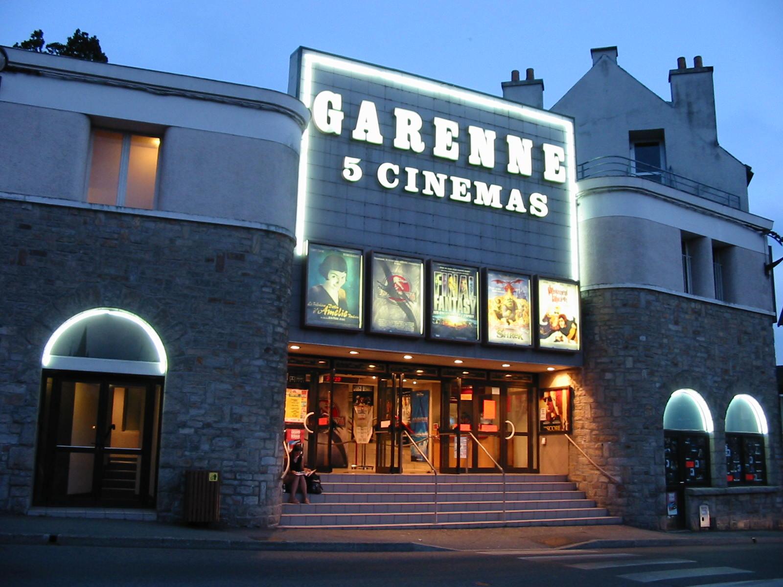 Cinéma Garenne à Vannes (10 ) - AlloCiné