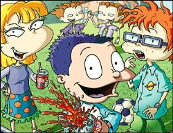 Affiche de la série All Grown Up!
