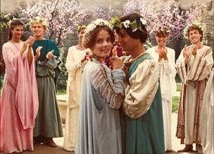 Affiche de la série La Chambre des Dames