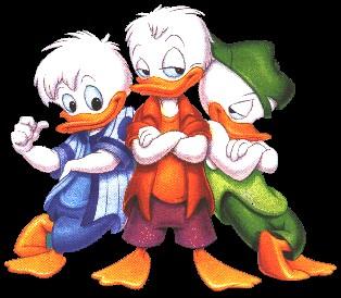 Affiche de la série Quack Pack