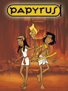 Affiche de la série Papyrus