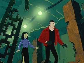 Affiche de la série Bob Morane