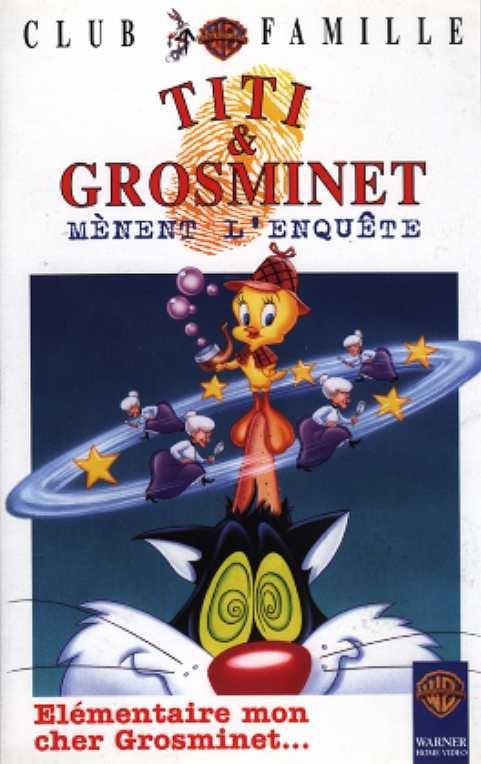 Titi Et Grosminet Menent L Enquete Serie Tv 1995 Allocine