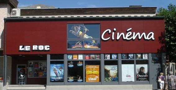 Cinéma Le Roc à Embrun (9 ) - AlloCiné
