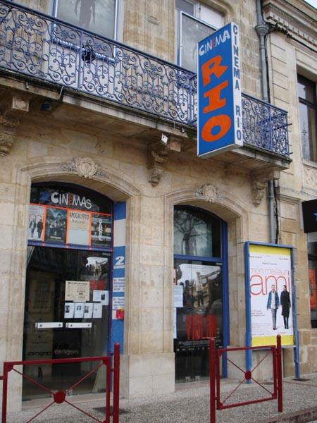 Cinéma Grand Écran Rio centre-ville (Les 9 Rio) à Langon (33910
