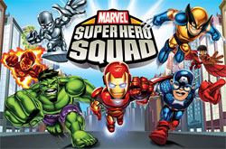 Affiche de la série The Super Hero Squad Show