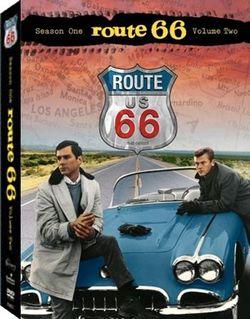 Affiche de la série Route 66