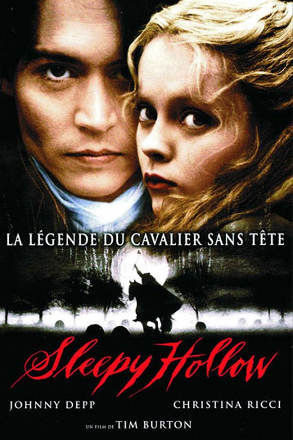 Achat Sleepy Hollow, la légende du cavalier sans tête en Blu Ray - AlloCiné