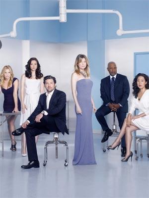 Affiche de la série Grey's Anatomy