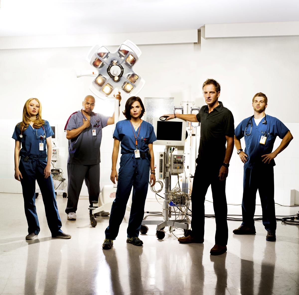 Miami Medical : Miami Medical : Photo Elisabeth Harnois, Jeremy ...