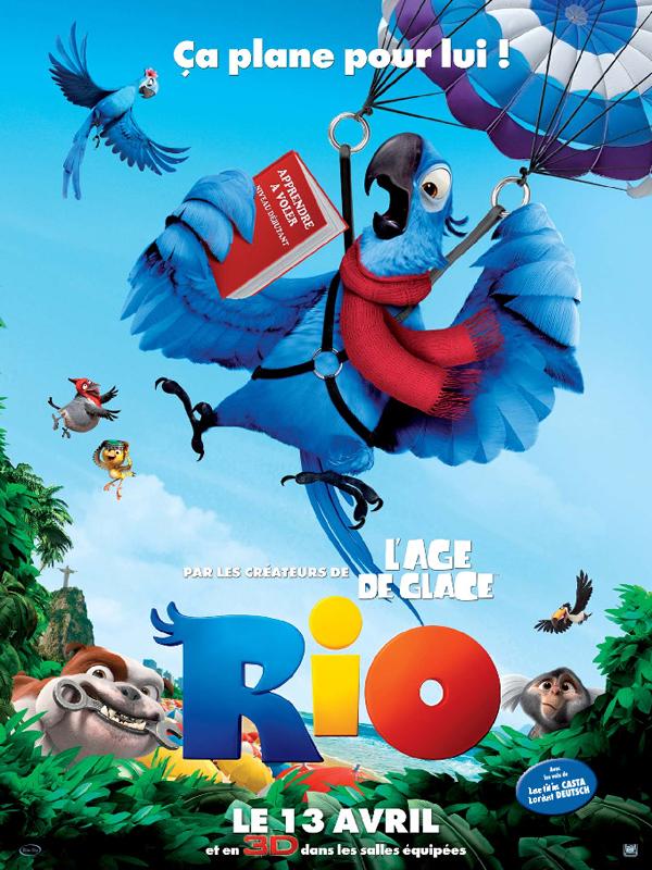 Rio - film 2011 - AlloCiné