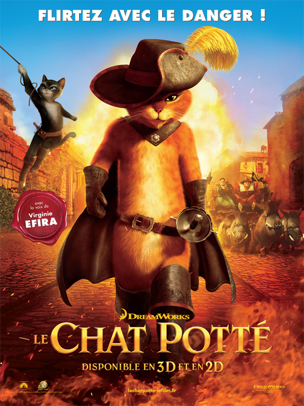 Le Chat Potte Film 2011 Allocine