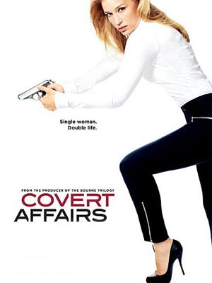 Affiche de la série Covert Affairs
