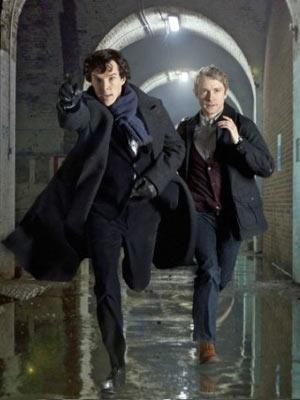 Affiche de la série Sherlock