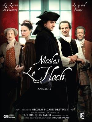 Affiche de la série Nicolas Le Floch