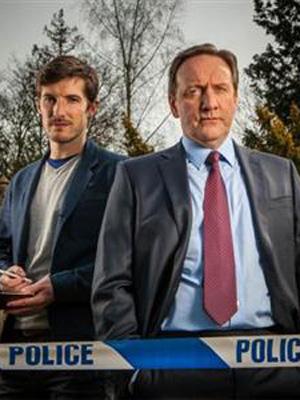 Affiche de la série Midsomer Murders