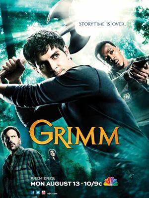 Affiche de la série Grimm