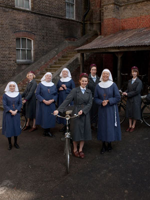 Affiche de la série Call the Midwife