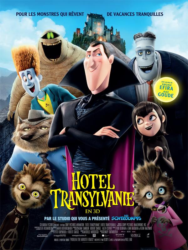 Hôtel Transylvanie - film 2012 - AlloCiné