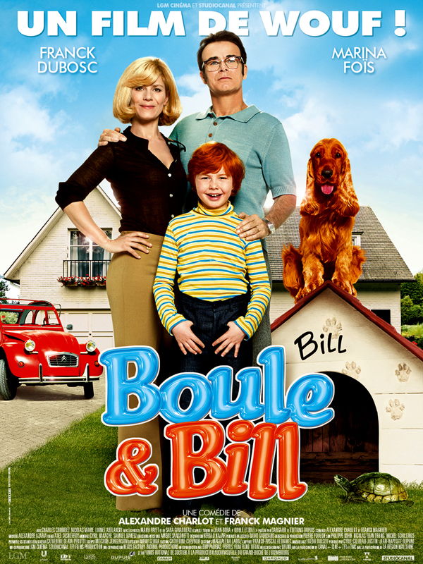Boule & Bill - film 2013 - AlloCiné