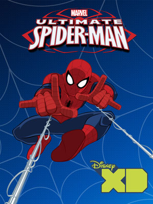 Affiche de la série Ultimate Spider-Man
