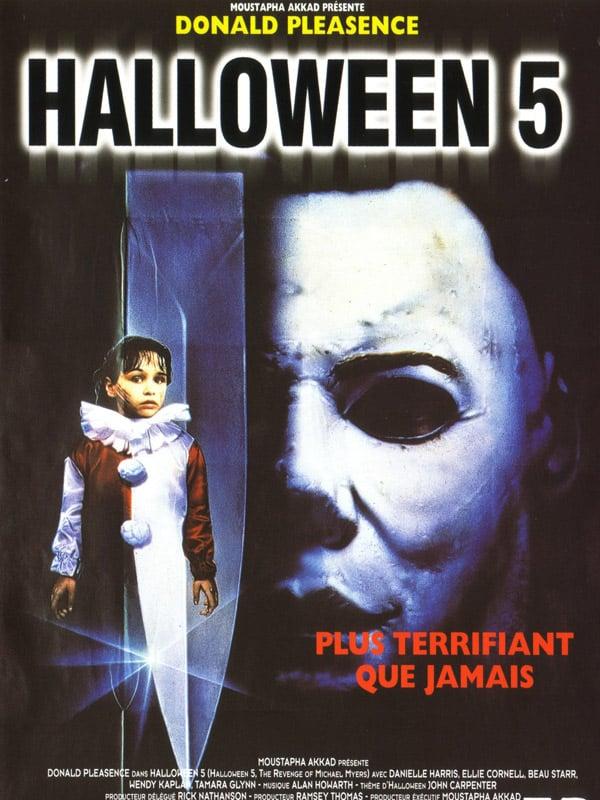 Halloween 5 Streaming Fr.Achat Halloween 5 La Revanche De Michael Myers En Dvd Allocine