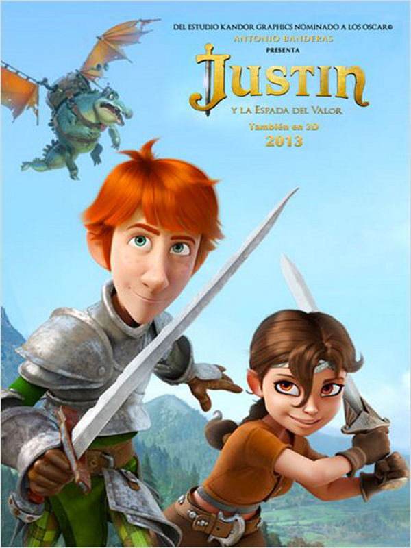 Justin et la Légende des chevaliers ddl