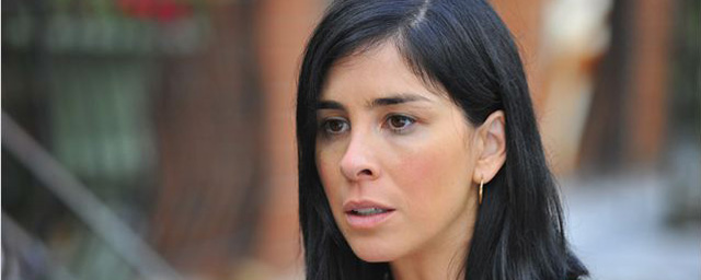 Go Behind the Scenes of Sarah Silvermans Blossoming Love