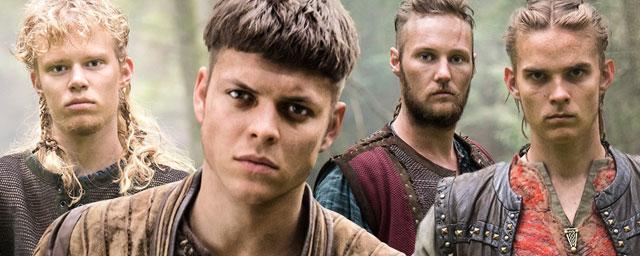 Vikings Découvrez Les Fils De Ragnar Adultes Allociné
