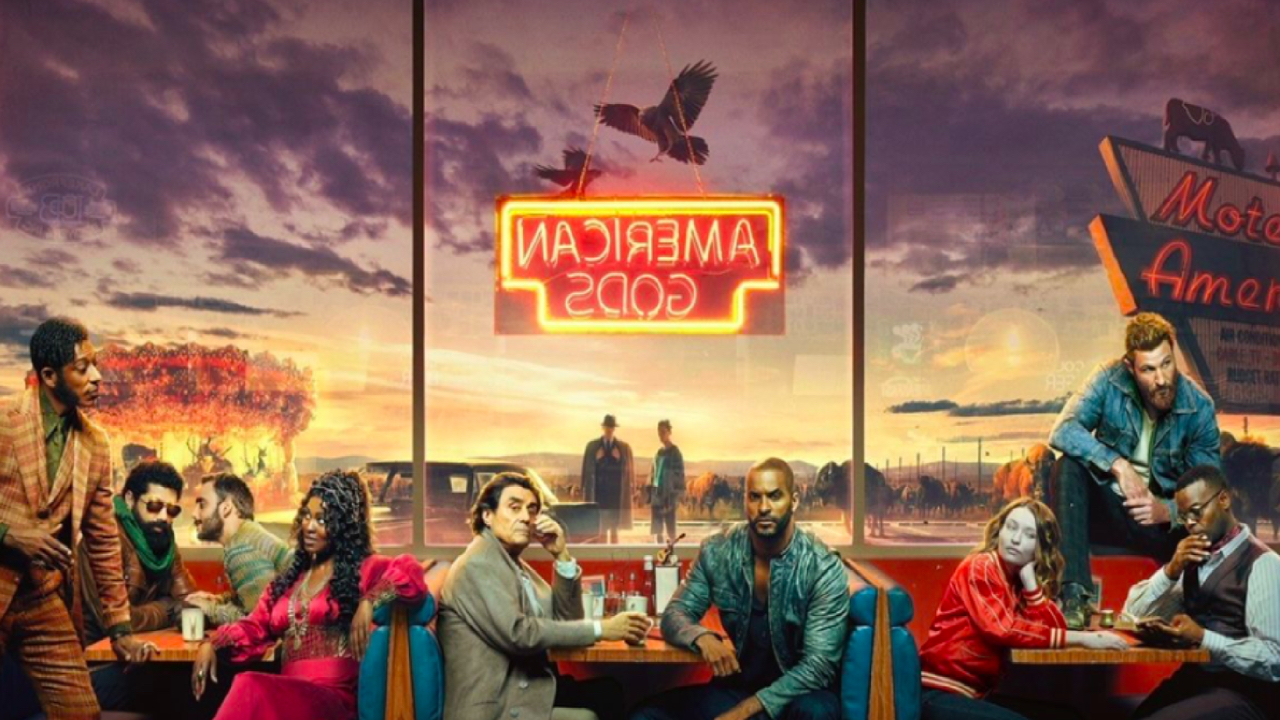 American Gods est renouvelée pour une saison 3 et change