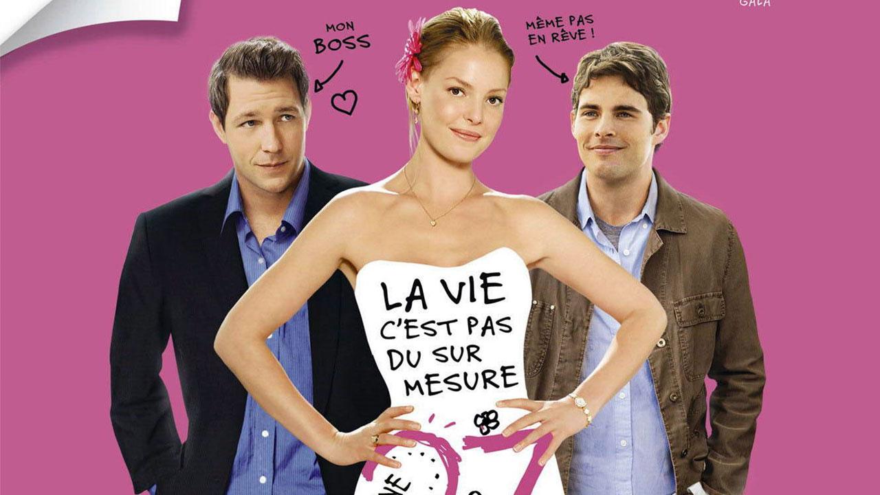 27 Robes sur TF1 : saviez-vous que le film était tiré d'une histoire vraie ? - Actus Ciné - AlloCiné