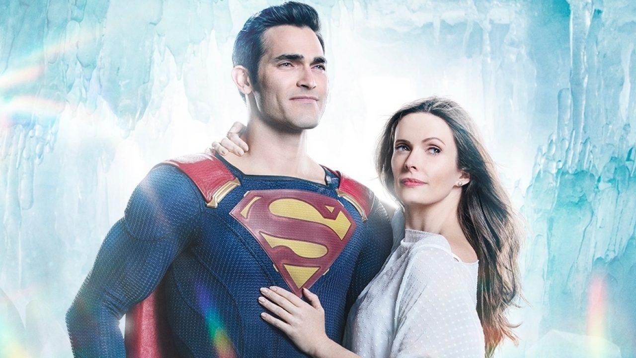 Superman & Lois : la série commandée par la CW - News Séries à la TV -  AlloCiné