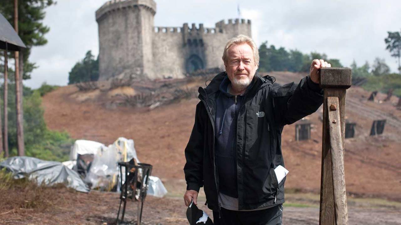 Ridley Scott, Ben Affleck et Matt Damon en Dordogne pour tourner
