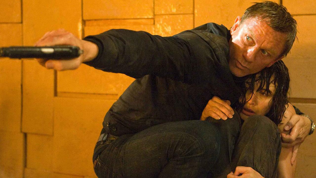 Quantum of Solace sur France 2 : que signifie le titre de ce James Bond ?