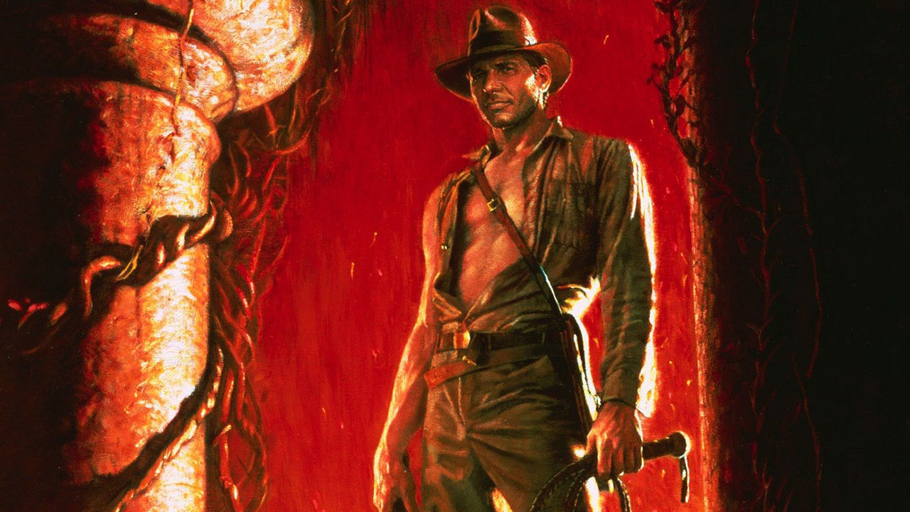 Indiana Jones et le temple maudit sur W9 : Harrison Ford victime d'un canular sur le tournage - AlloCiné