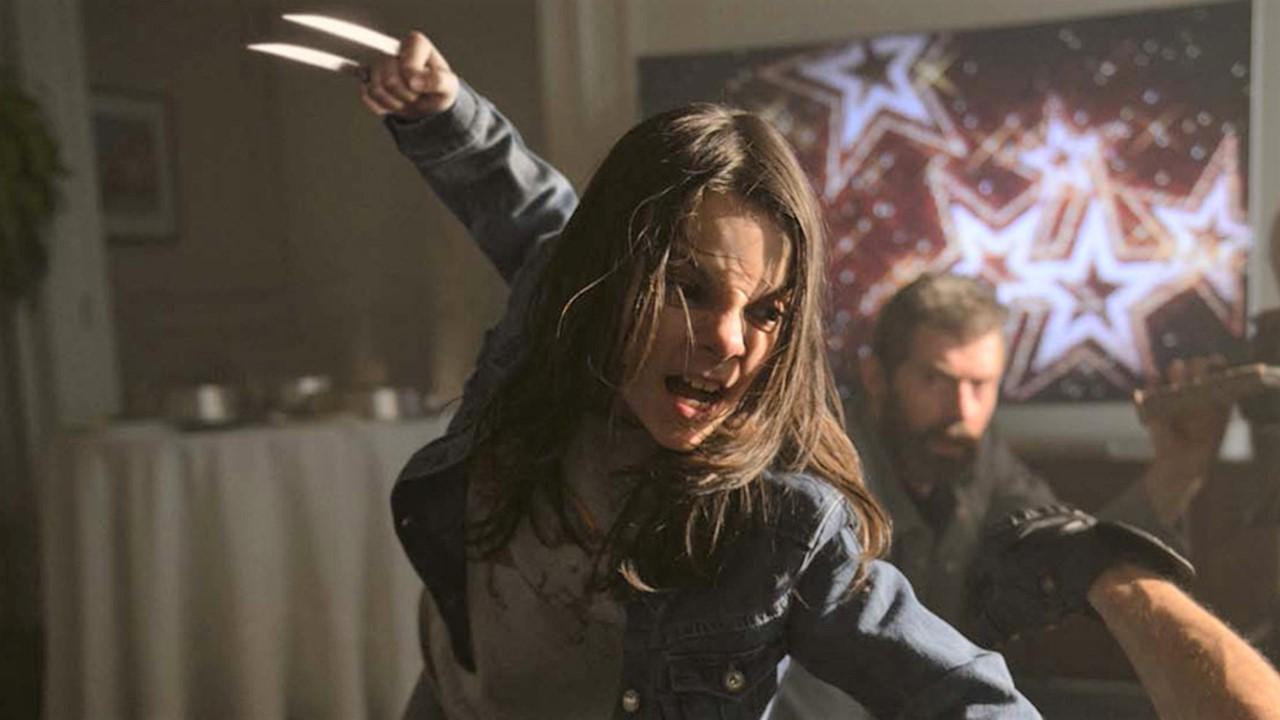 Logan sur C8 : que devient Dafne Keen alias X-23, la jeune alliée de Wolverine ? - AlloCiné