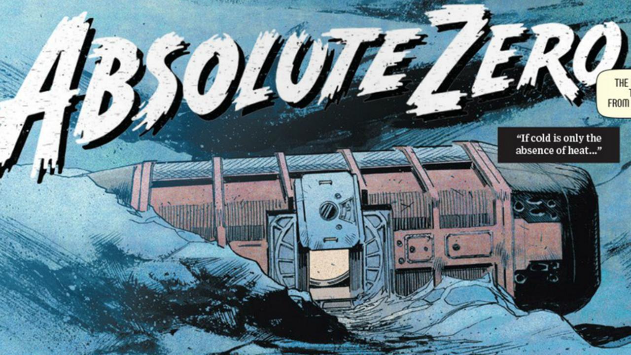 Interstellar : la BD qui dévoile un chapitre inédit de l'histoire - AlloCiné