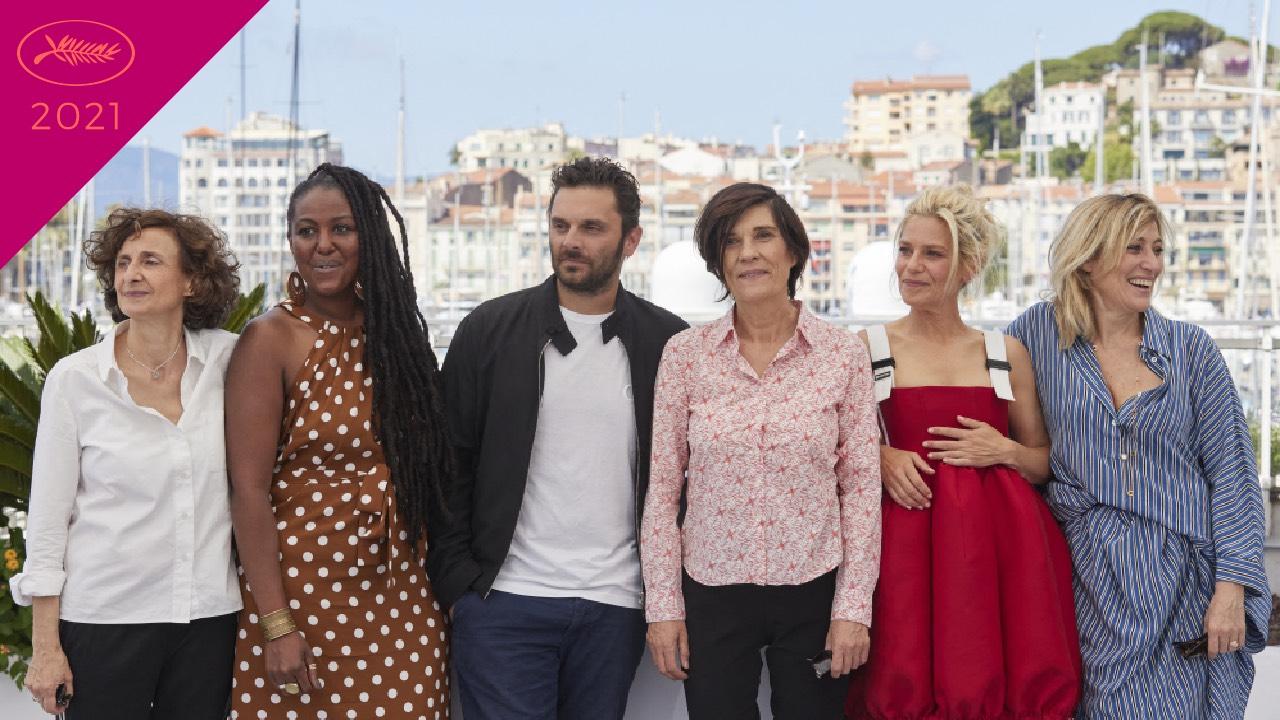 Cannes 2021 : la Queer Palm décernée à La Fracture de Catherine Corsini – Actus Ciné