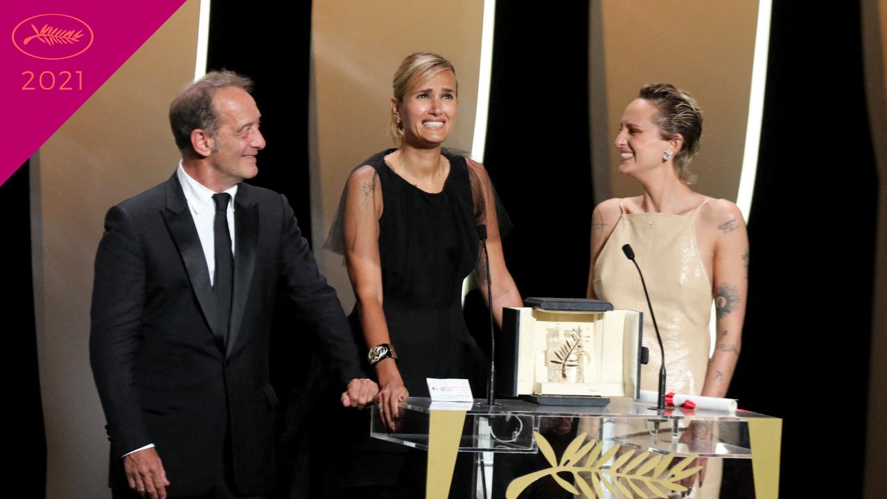 Cannes 2021 : pourquoi la Palme d'or pour Titane est une révolution – Actus Ciné