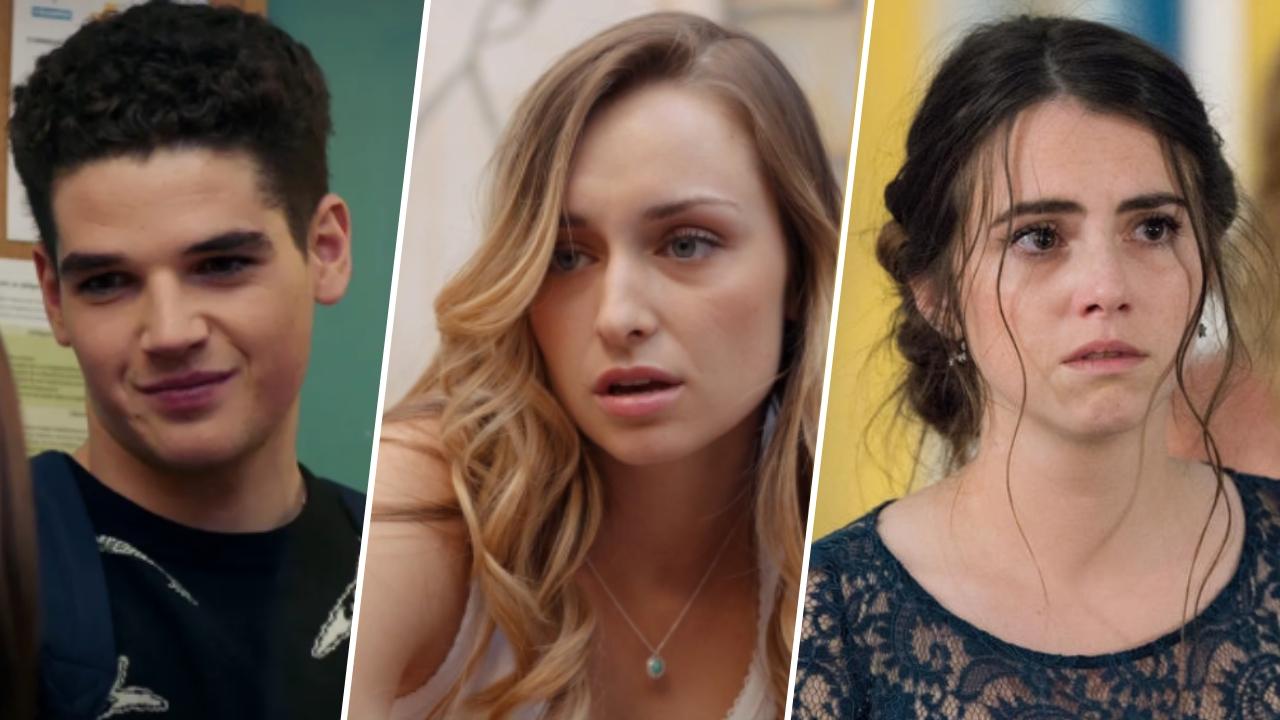 Demain nous appartient : quel avenir pour Sofia, Charlie, et Gabriel après le lycée ? – News Séries à la TV