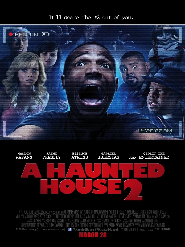 Télécharger A Haunted House 2 Gratuit HD