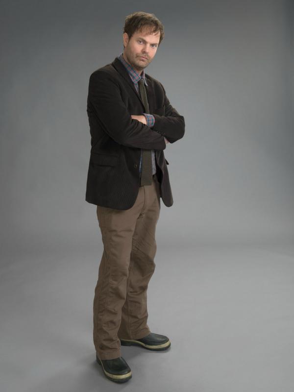 Affiche de la série Backstrom