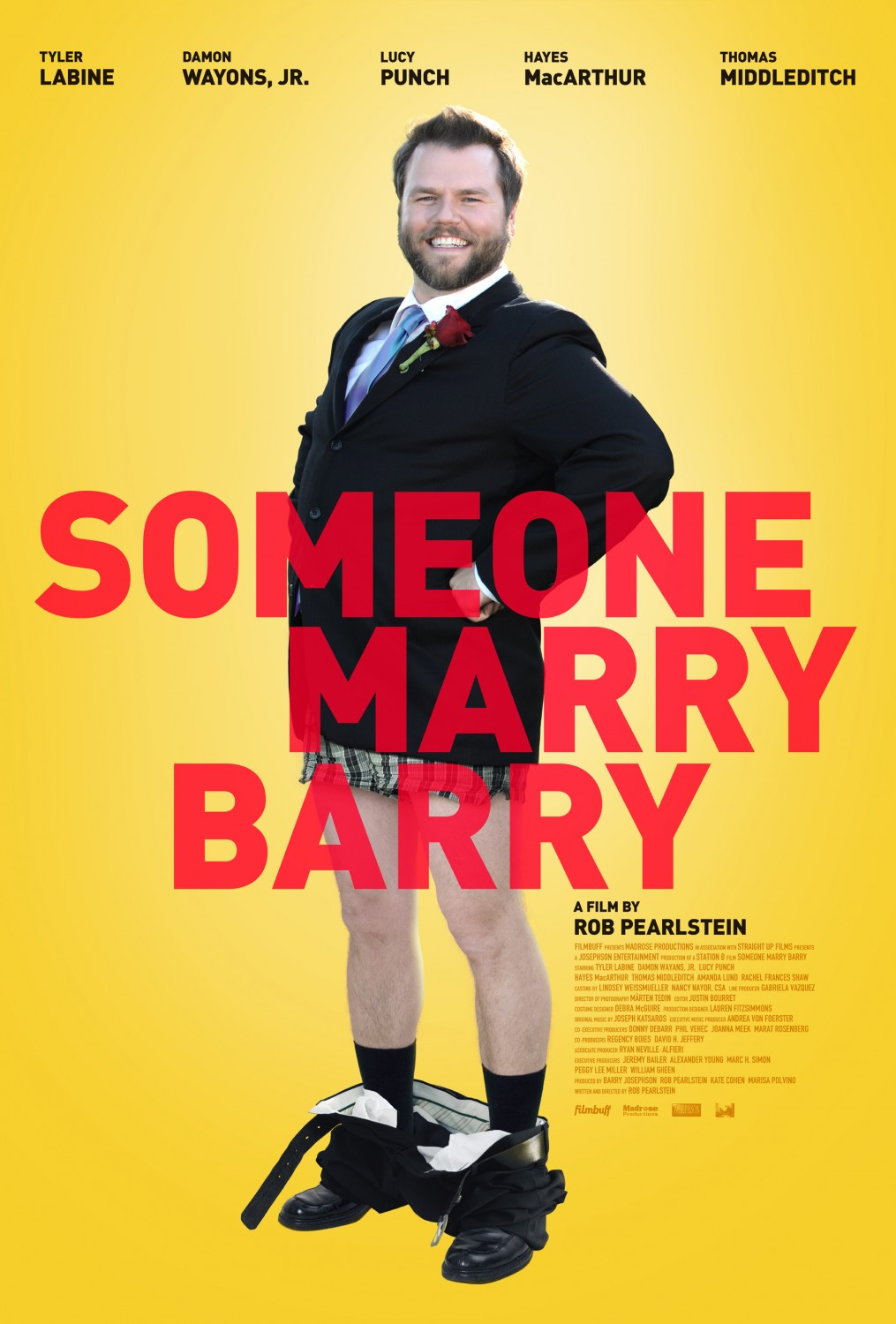 film streaming Someone Marry Barry