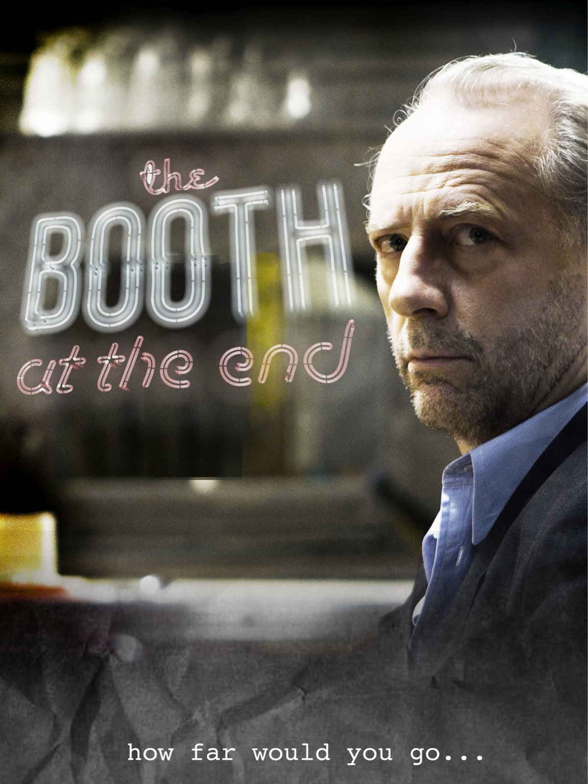 Affiche de la série The Booth at the End